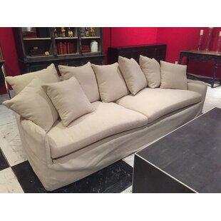 Sarreid Ltd Frost Ecru Sofa