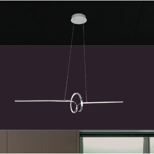 Orren Ellis Beedle 1-Light LED Novelty Pendant