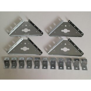 Concrete Anchor Kit (Clips And Shields) By Arrow