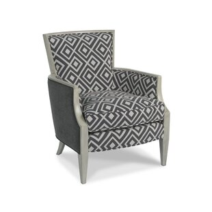 Sam Moore Nadia Exposed Wood Armchair
