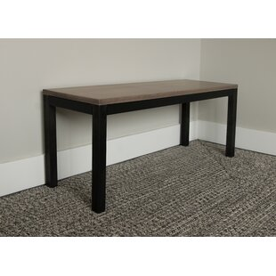 Petty Wood Bench by Williston Forge