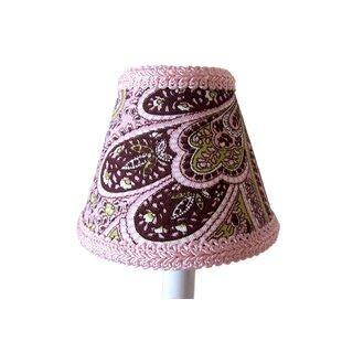 This Little Piggy 11 Fabric Empire Lamp Shade