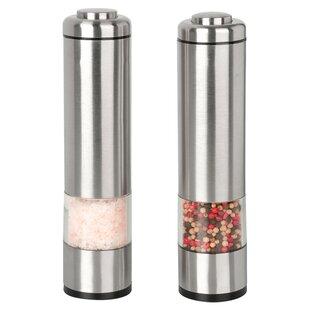 Salt & Pepper Grinder Set