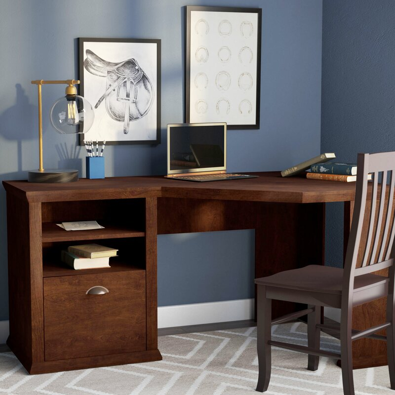 Ferrell Corner Desk. Three Posts Ferrell Corner Desk   Reviews   Wayfair