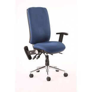 Check Price High-Back Desk Chair