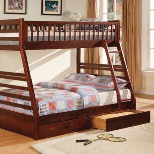 Hetton Twin Over Full Bunk Bed