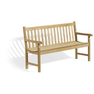Onondaga Wooden Garden Bench