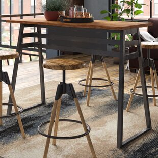 Ling Pub Table by 17 Stories Discount