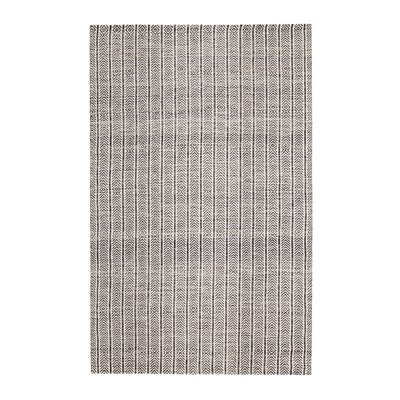Dions Hand Woven Gray Area Rug