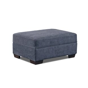 Red Barrel Studio Gregorio Storage Ottoman