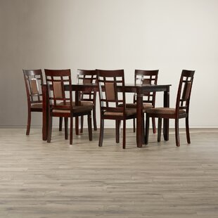 Penmoor 7 Piece Dining Set by Red Barrel Studio