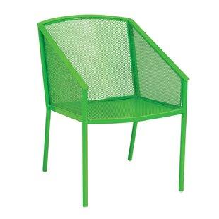 Jax Patio Dining Chair With Cushions by Woodard Savings