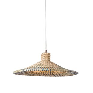 Resource Decor Nellcote Ha Noi Basket Playa Dome Pendant