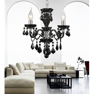 CWI Lighting 3-Light Candle Style Chandelier