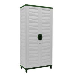 Vertical Partition 62 H x 29.3 W x 17.1 D Storage Cabinet by Starplast