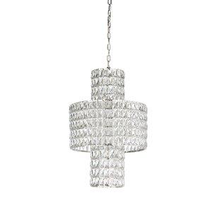 Wildwood Arpel 9-Light Crystal Chandelier
