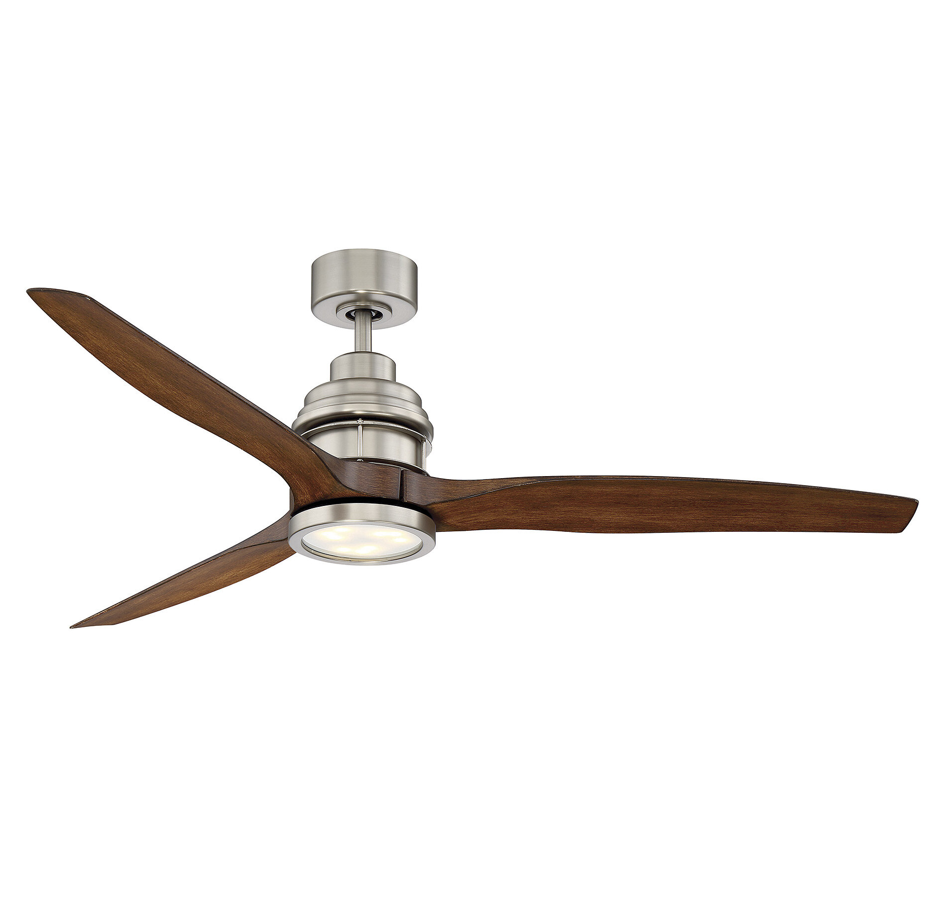60 Harmoneyq 3 Blade Ceiling Fan With Remote Control Reviews Joss Main