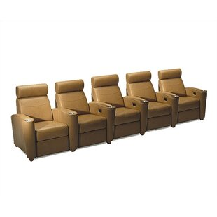 Diplomat Home Theater Lounger (Row of 5) Bass