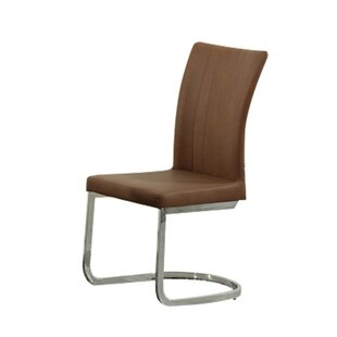 Satterlee Upholstered Dining Chair (Set of 2) by Orren Ellis