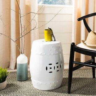 Fabulous Gagnon Glazed Ceramic Garden Stool Ibusinesslaw Wood Chair Design Ideas Ibusinesslaworg