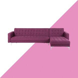 Bill Reversible Sleeper Corner Sofa Bed By Hashtag Home