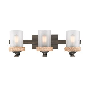 Breakwater Bay Longfellow 3-Light Vanity Light