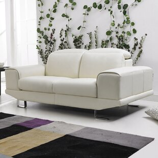 Leather Sofa by David Divani Designs