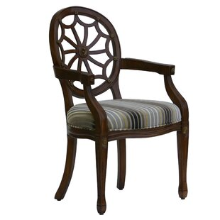 Massi Chenille Armchair by Astoria Grand