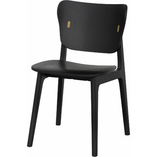 Emi Solid Wood Dining Chair (Set of 2)