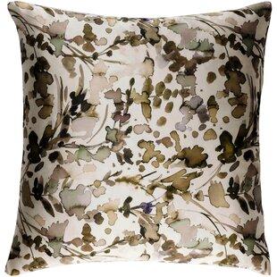 Alastair Silk Throw Pillow