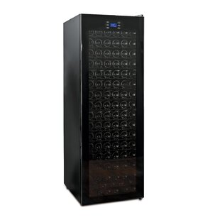 166 Bottle Classic Single Zone Freestanding Wine Cellar by Wine Enthusiast