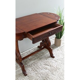 Fordville Writing Desk with Drawer