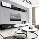 Brietta Frame 2 Nesting Tables by Latitude Run®
