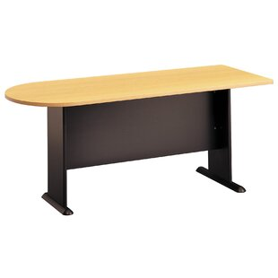 Series A Peninsula Desk Shell