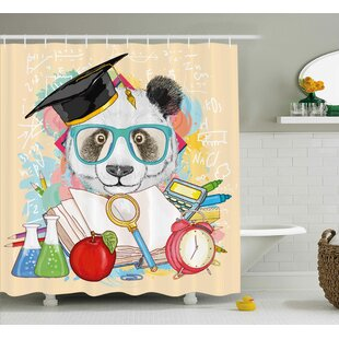 Fannie Single Shower Curtain
