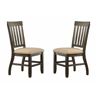Cleo Dining Chair (Set of 2) by Red Barre..