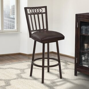 Oakland 26 Swivel Bar Stool