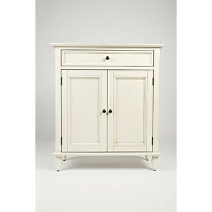 Munk Wooden 2 Door Accent Cabinet
