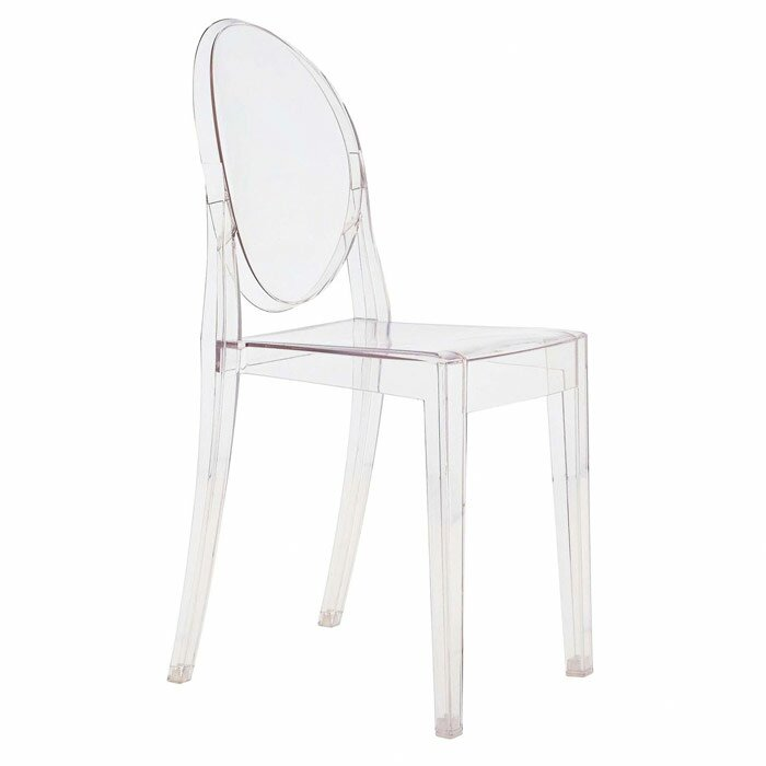 Gentil Ghost Victoria Chair