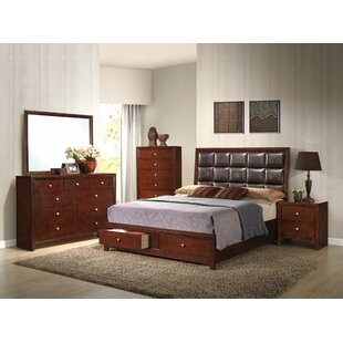 Alexei Platform Configurable Bedroom Set