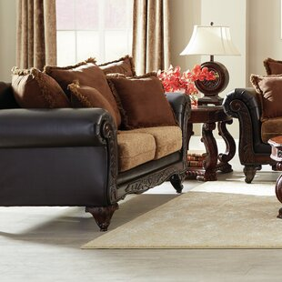 Marmont Stationary Loveseat Astoria Grand