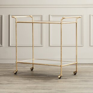 Willa Arlo Interiors Brightwood Bar Cart
