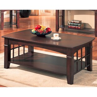 Barbeau Coffee Table By Charlton Home