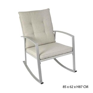 Stimpson Rocking Chair With Cushions By Sol 72 Outdoor