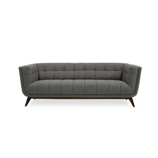 George Oliver Worsley Mid Century Modern Chesterfield Sofa