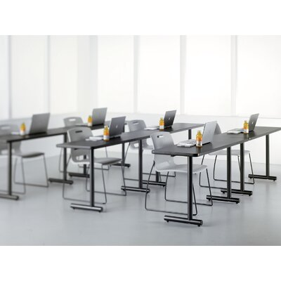 Charmant Fetch Armless Office Stacking Chair