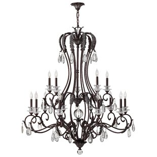 Keith 15-Light Chandelier by Astoria Grand