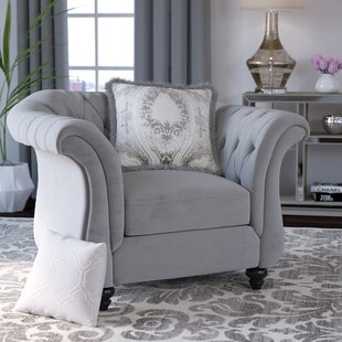 Price comparison Winsford Armchair by House of Hampton Reviews (2019) & Buyer's Guide