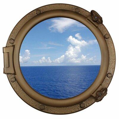 Handcrafted Nautical Decor Porthole Decorative Ship Porthole Window Wall Décor