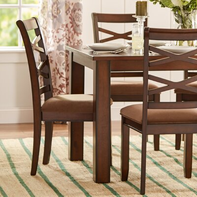 crossback 7 piece dining set - Wayfair Dining Chairs